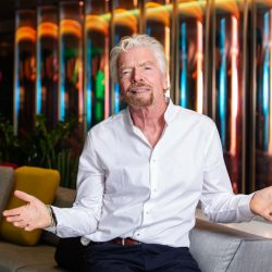 Richard Branson Gives The Agency Advice